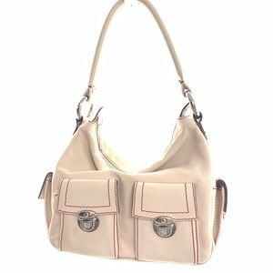 Marc Jacobs from Italy Ivory Hobo EUC